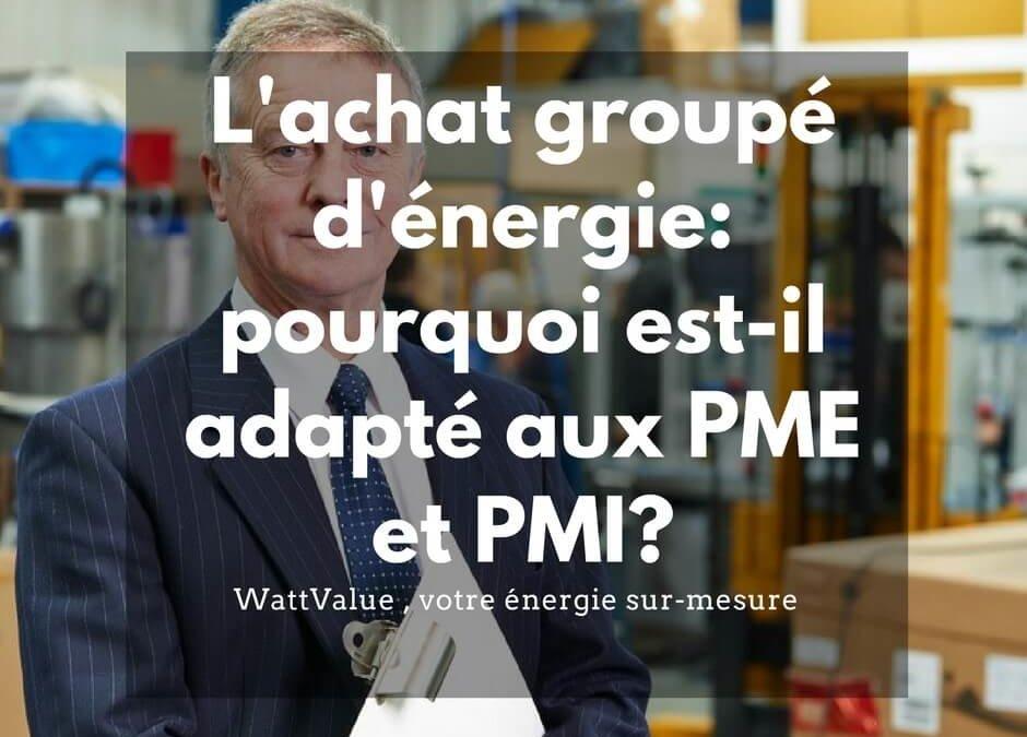 L'achat groupé d'énergie: pourquoi est-il adapté aux PME et PMI?