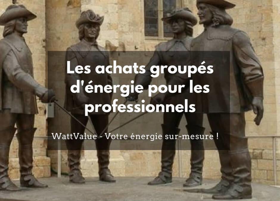 [Vidéo] LES ACHATS GROUPÉS D'ÉNERGIE POUR LES PROFESSIONNELS