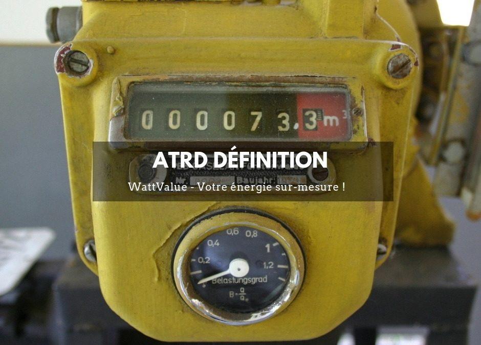 ATRD définition