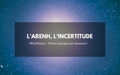 L'ARENH, L'INCERTITUDE