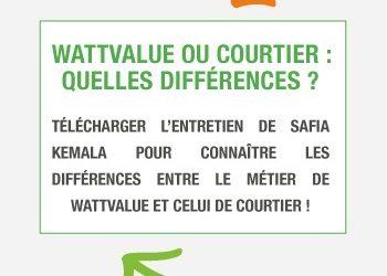 WattValue et courtier : quelles sont les différences ?